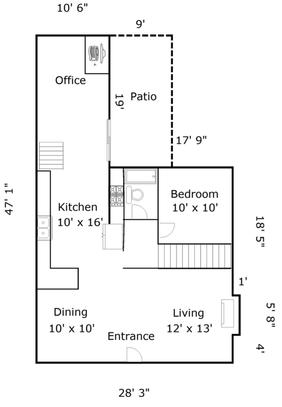 Measuring Houses Uw Stout Irem Student Club